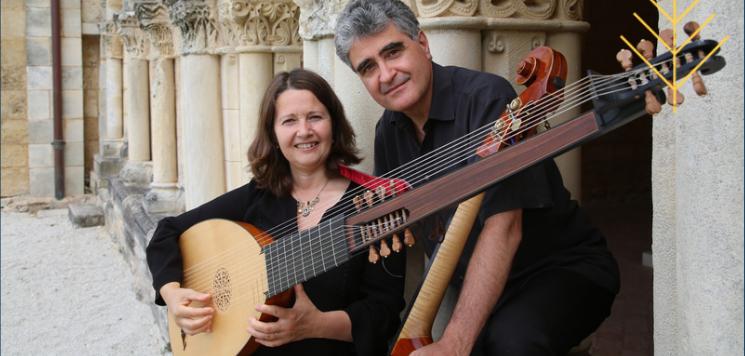 Renaud Garcia-Fons & Claire Antonini