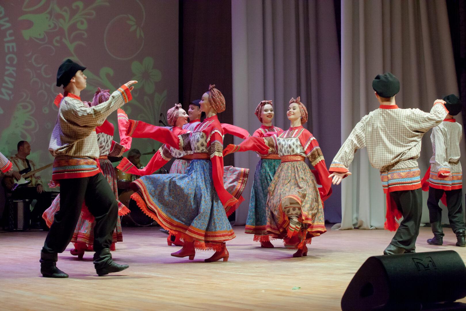 Tanz- und Gesangsensemble RUS