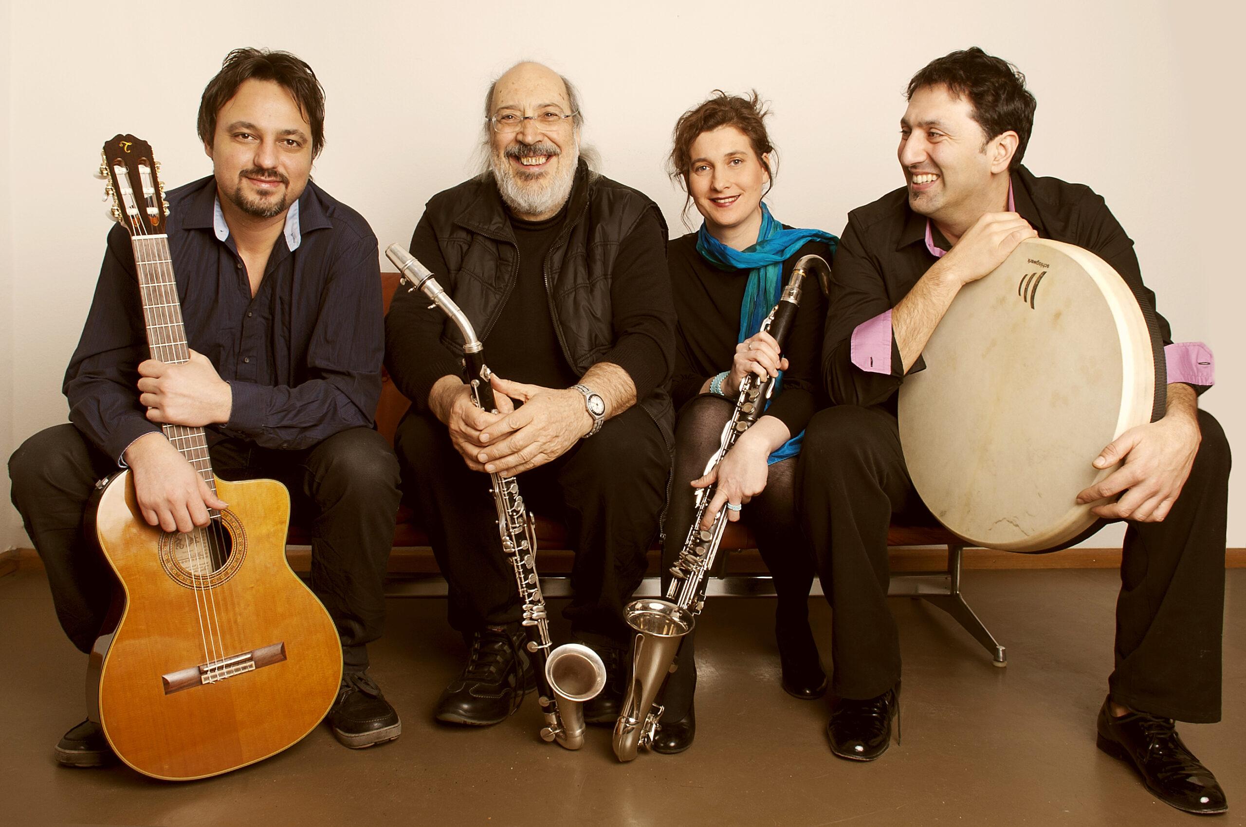 Papillons - Ensemble FisFüz & Gianluigi Trovesi
